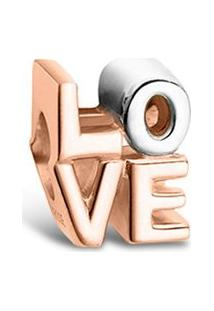 Pingente Life My Rose Love