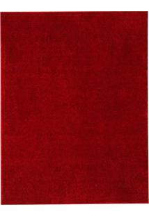 Passadeira Classic- Vermelha- 120X66Cm- Oasisoasis