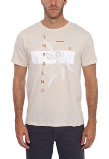 Camiseta Manga Curta Timberland