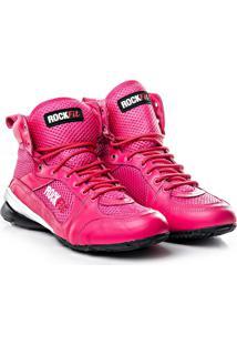 Tênis De Treino Rock Fit Work Out Pink