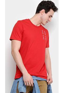 Camiseta Colcci Símbolos Masculina - Masculino