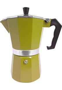 Cafeteira Para 6 Xícaras Amarela - 27194