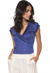 Blusa Iódice Lara Azul