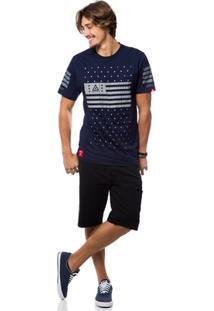 Camiseta Asphalt Duster - Masculino
