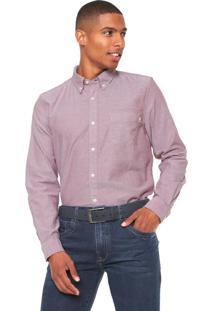 Camisa Timberland Pleasant Rive Rosa