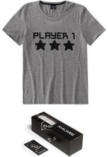 Blusa Player 1 Malwee Feminina - Feminino