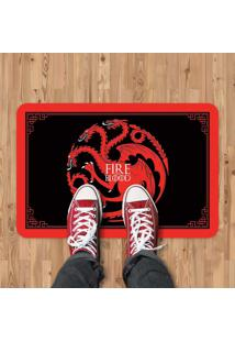 Tapete Fire And Blood 0,40X0,60M - Beek