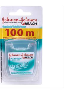 Fio Dental Johnson'S Essencial Menta 100M