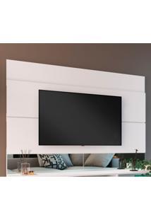 Painel Para Tv Até 65 Polegadas Uley Branco