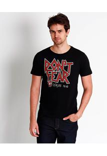 Camiseta Masculina Fé Evidenciar