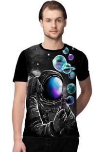 Camiseta Stompy Bubble Masculino - Masculino