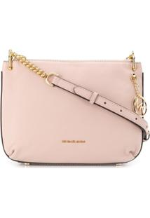 Michael Michael Kors Lillie Large Messenger Bag - Rosa