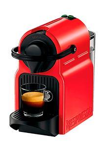 Cafeteira Expresso Nespresso Inissia 19 Bar - Vermelho Ruby