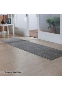 Passadeira Classic - Cinza - 180X50Cm - Oasisoasis