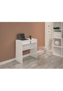 Mesa Para Computador Andorinha C/1 Gvt Jcm Branco