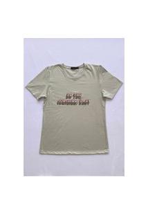 Camiseta Gorgeous Sunshine Cinza
