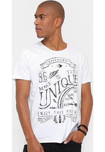 Camiseta Coca Cola Recortada Unique Masculina - Masculino