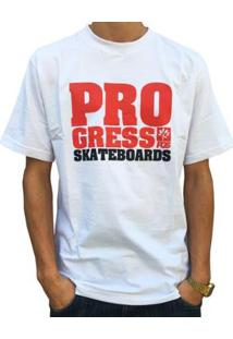 Camiseta Pgs Pro Skateboards Masculina - Masculino