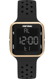 Relógio Digital Mormaii Unissex - Mo6600/8J Preto