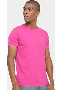 Camiseta Calvin Klein Print Costas Masculina - Masculino
