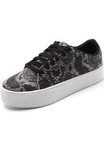 Tênis Dafiti Shoes Cobra Cinza