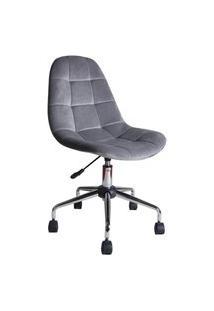 Cadeira Office Byartdesign Vancouver Cinza
