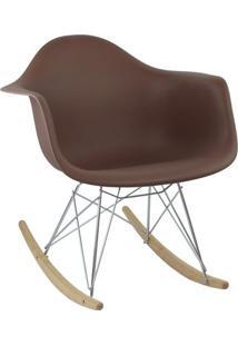 Cadeira Café Charles Eames Balanco Dar Em Pp