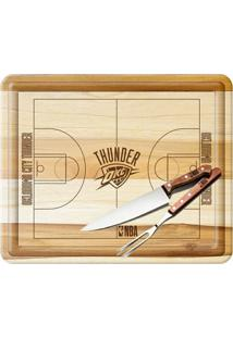 Kit Churrasco Nba Oklahoma City Thunder - Unissex