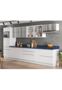 Cozinha Completa Bbb 12 Pt 5 Gv Branca E Azul