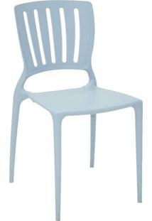 Cadeira Tramontina Sofia 92035/070 Azul Se