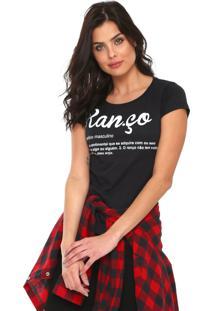 Camiseta Fiveblu Ranço Preta