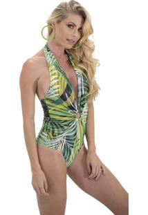 Body Besweet Tropical Multicolorido
