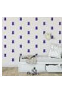 Adesivo Decorativo De Parede - Kit Com 45 Ursinhos - 032Kaa19