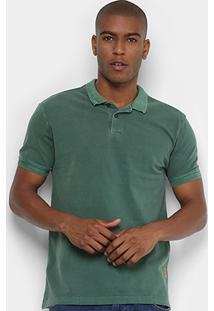 Camisa Forum Polo Estonada Masculina - Masculino