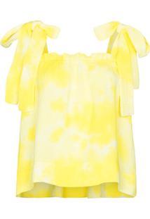 Honorine Blusa Goldie - Amarelo