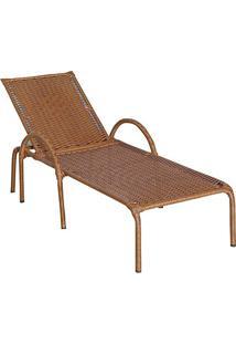 Cadeira Para Jardim Orlando - Metal Do Brasil - Avela Envelhecido