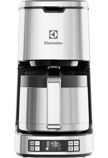 Cafeteira Elétrica Electrolux Prata Expressionist Cmp60 - 110V