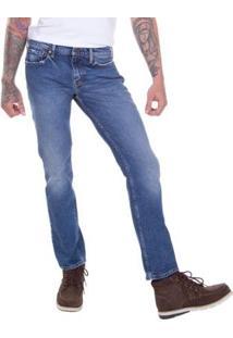 Calça Jeans Levis Regular Masculina - Masculino-Azul