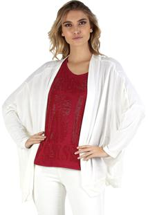 Cardigan It'S & Co Ghost Offi-White