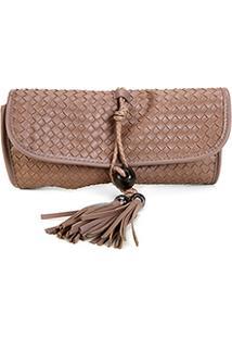 Bolsa Shoestock Clutch Tressê Feminina - Feminino