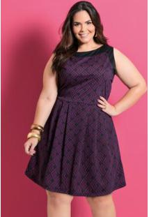 95e689feb Vestido Evase Plus Size feminino | Shoelover