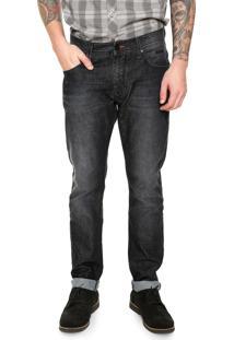 Calça Jeans Wrangler Bolsos Preta