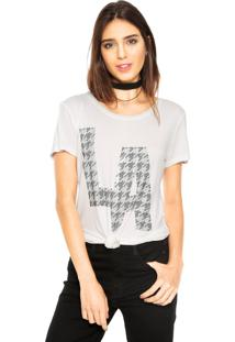 Camiseta Facinelli By Mooncity La Bege