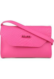 Bolsa Colcci Mini Bag Cuba Feminina - Feminino-Rosa+Pink
