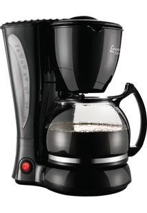 Cafeteira Lenoxx Master- 800W, Sistema Corta Pingos, Jarra De Vidro Resistente, Capacidade Até 30 Cafés, Filtro Permanente, Placa Aquecedora - Pca 021