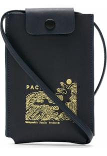 Pace Pouch Bag - Azul
