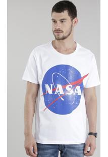 Camiseta Lunar Branca