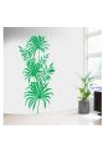 Adesivo De Parede Floral 99 - Eg 72X150Cm