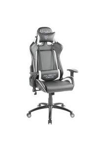 Cadeira Gamer Husky Blizzard, Black White Hbl-Bw