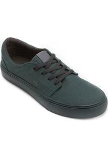 Tênis Dc Shoes Trase Tx Masculino - Masculino-Verde